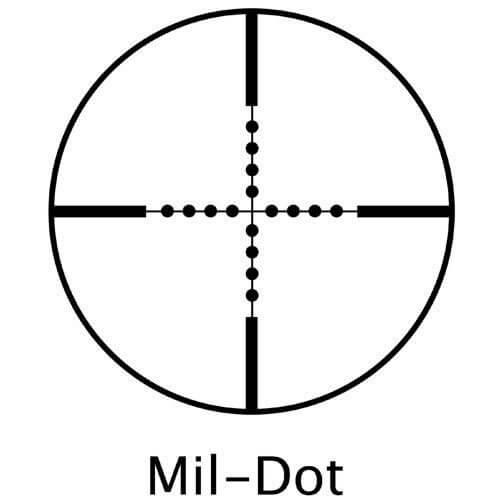 Mil Dot Reticle